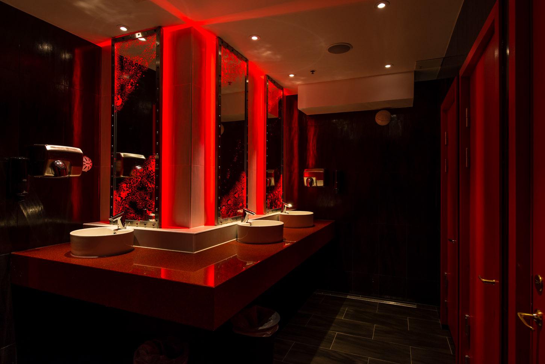 Toaletten Red nattklibb. Jönköping. Jkpg