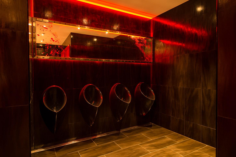 Toaletten på red nightclub. Jönköping. Jkpg