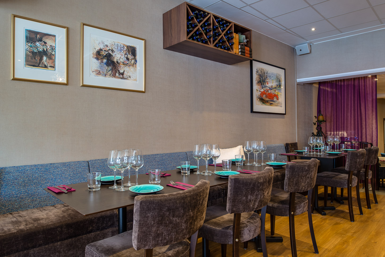 Restaurang, Vänner och Vin, Motala.