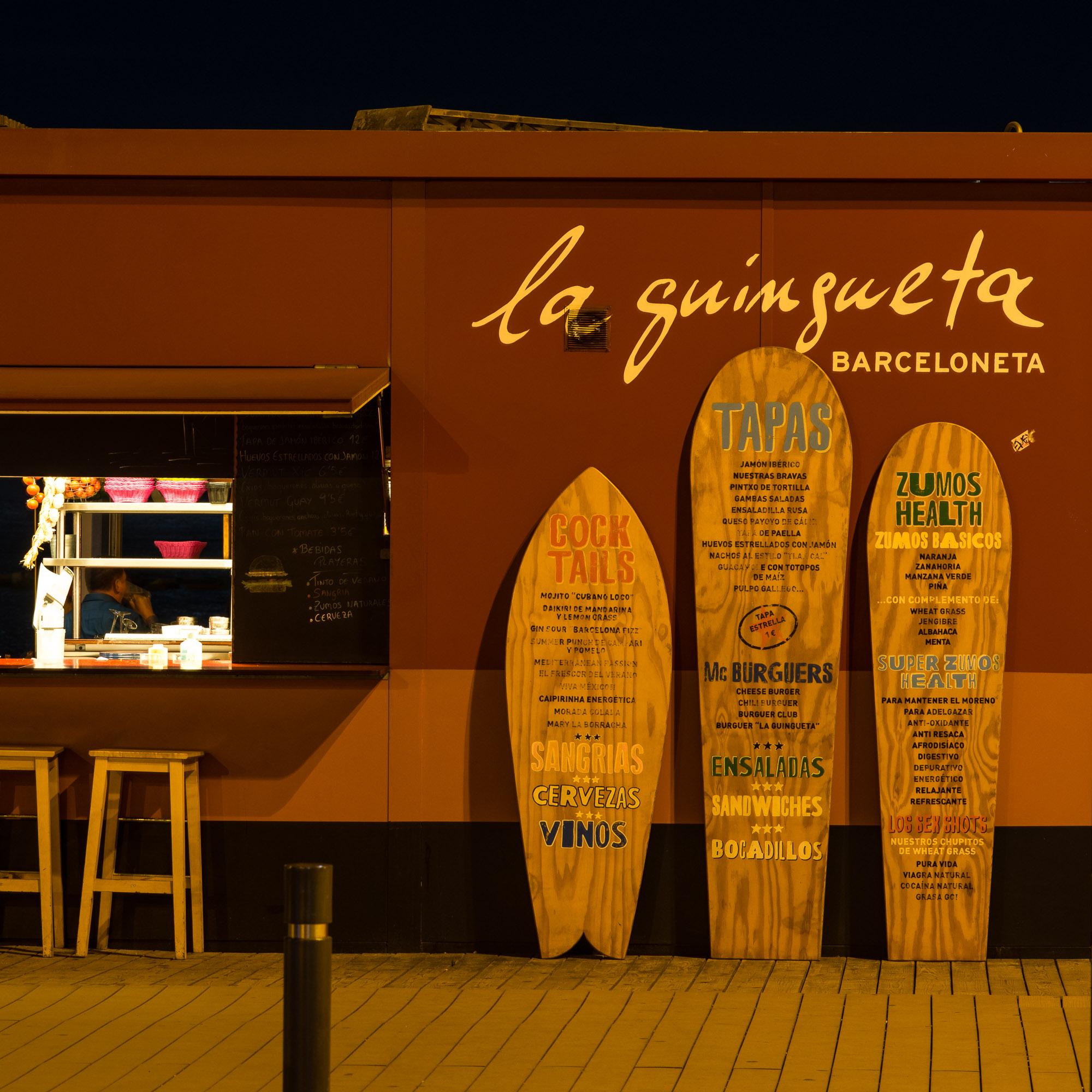 La Guingueta, Barcelona