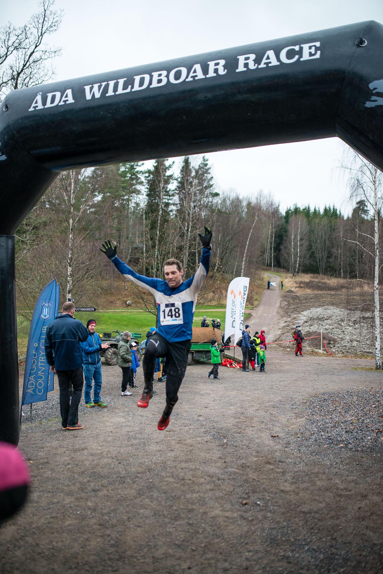 Åda Wild Boar Race 2014