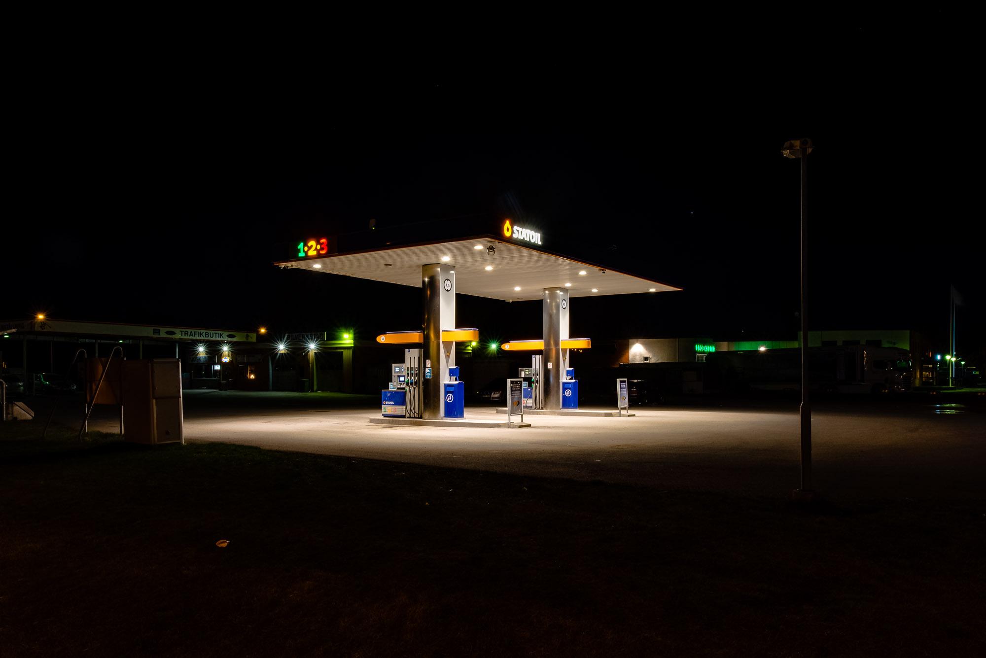 Statoil 123 Trosa
