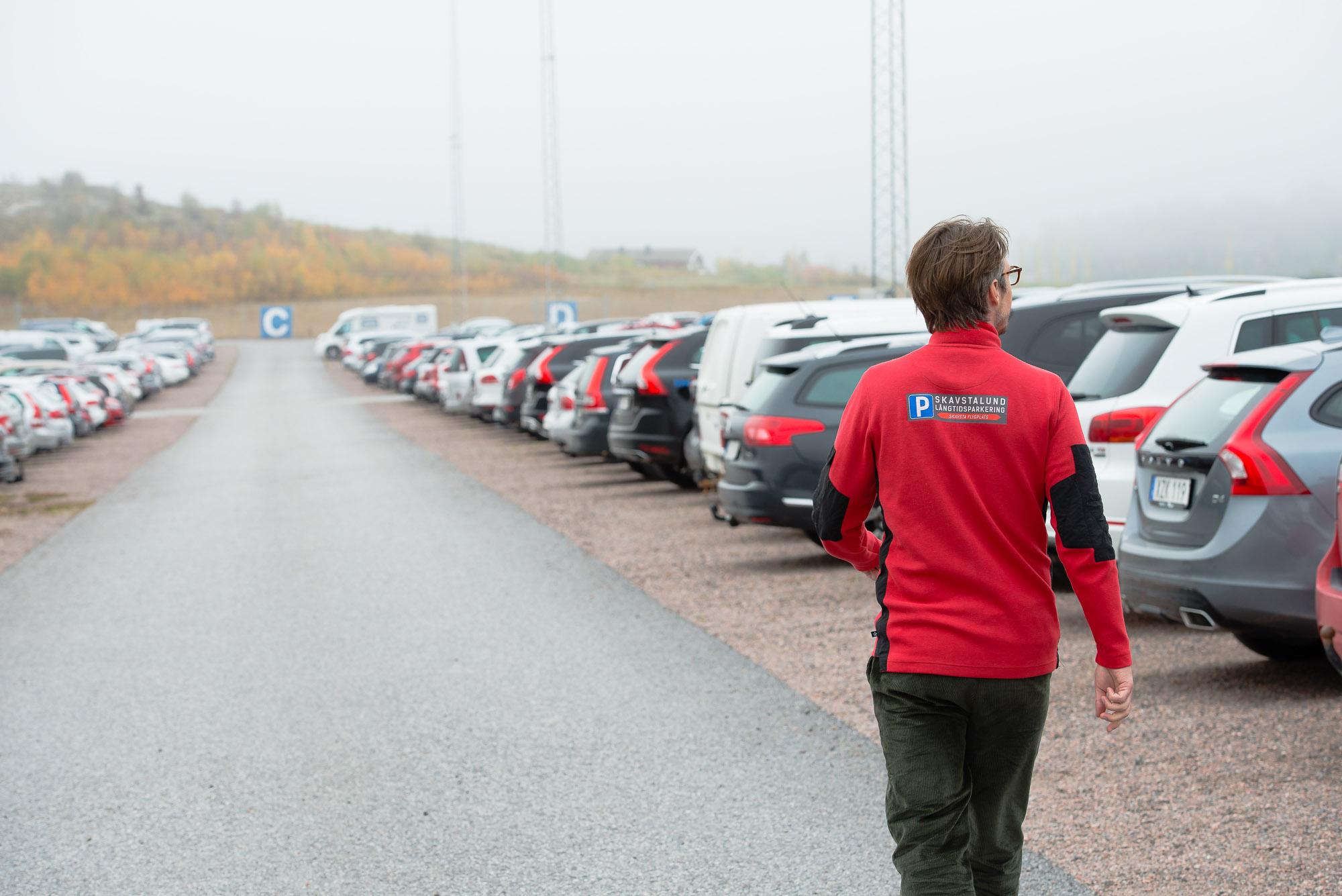 Skavstalund parkering, Skavta nyköping